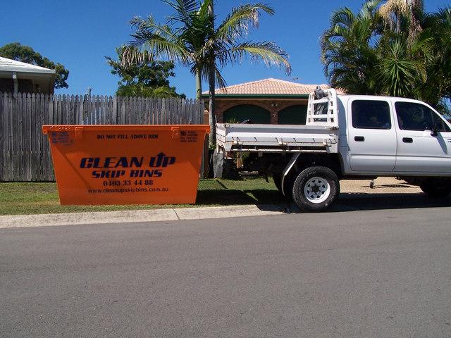 Brisbane Skip Bin Hire