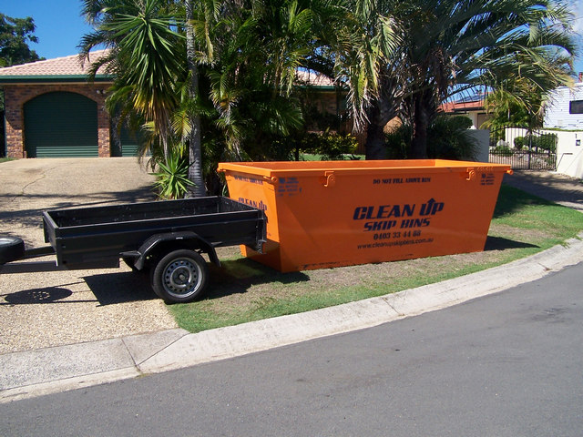 Skip bin hire for Brisbane